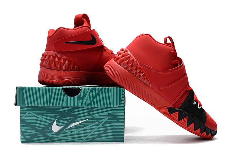 Kyrie S1 Red Black Shoes