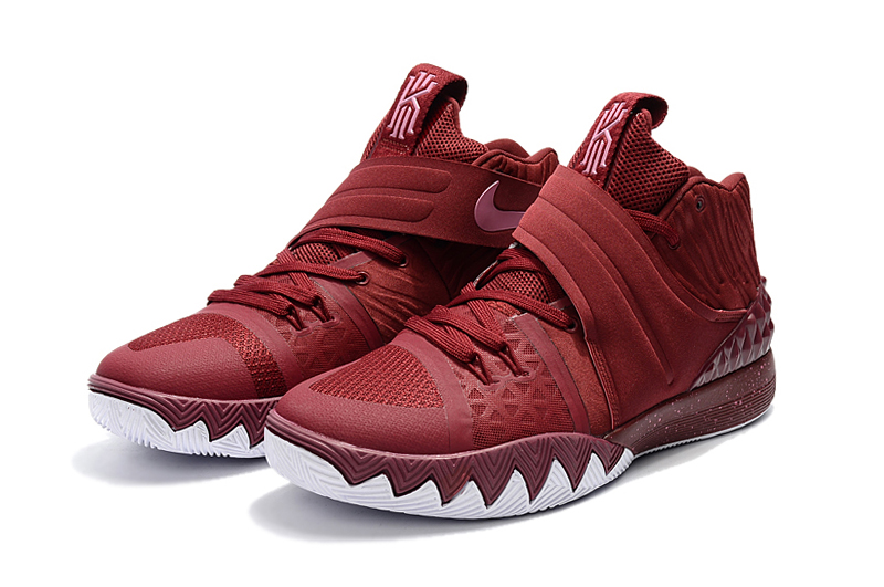 Kyrie S1 Wine Red Shoes