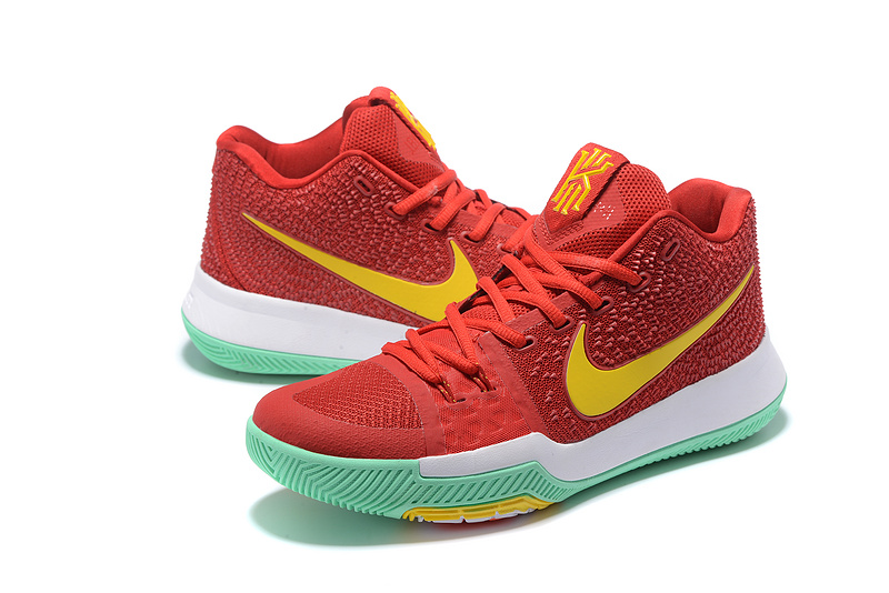 competitive price f8478 9a5a9 usa kyrie 3 blue red 421ae 7eb9a