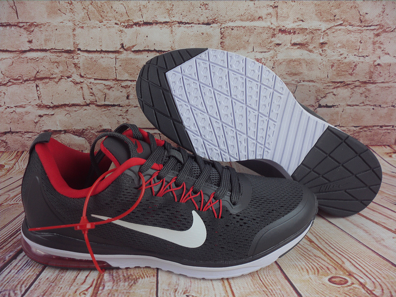 New Nike Air Max 2019 Black White Red Shoes