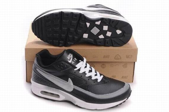 New Nike Air Max BW Black Grey White Shoes