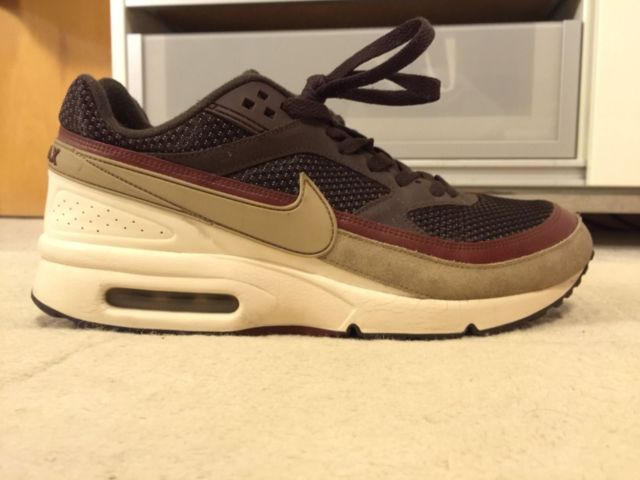 New Nike Air Max BW Brown Shoes
