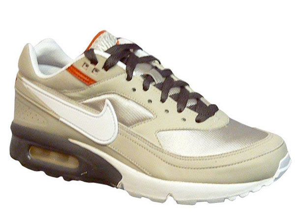 New Nike Air Max BW Grey Silver Shoes