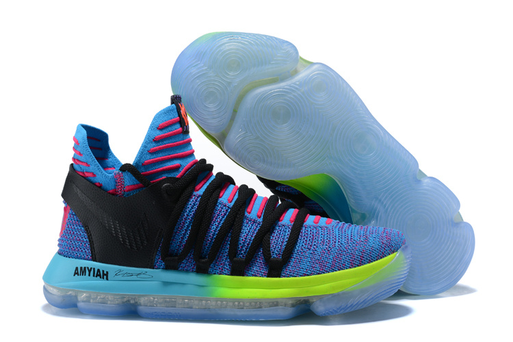 New Nike KD 10 Charity Version Shoes