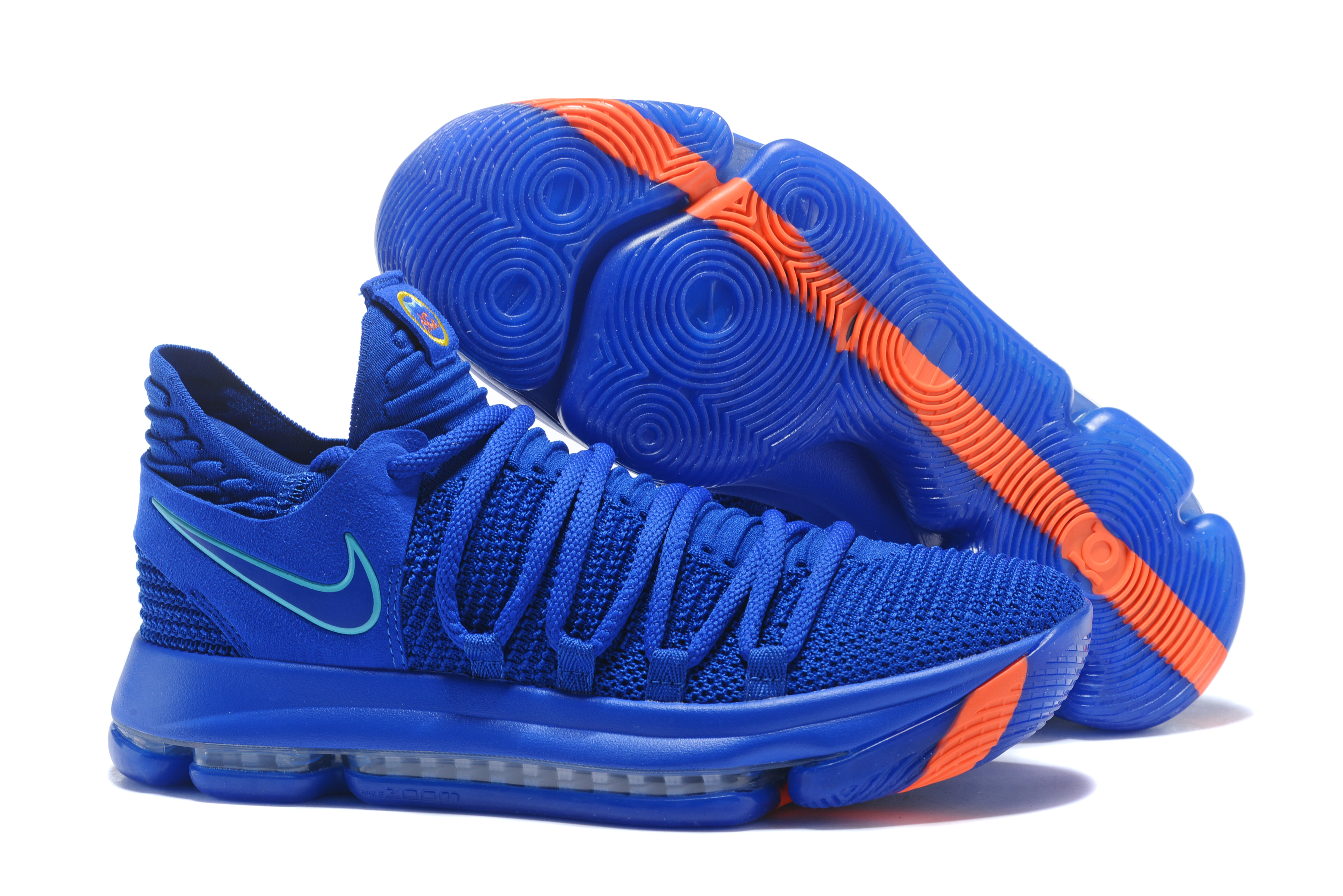 New Nike KD 10 Chinese Colors Shoes