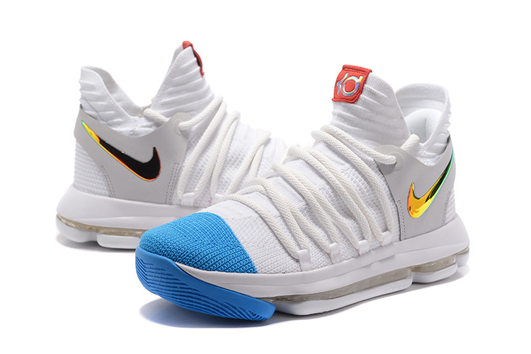 online retailer 320de 8b511 ... buy new nike kd 10 white grey blue gold shoes 6d838 8978d
