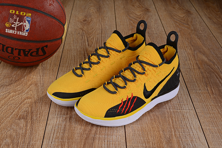 KD 11 Yellow New Nike KD 11 Yellow Black Red Basketball Shoes [NS4624] - $81.00 ...