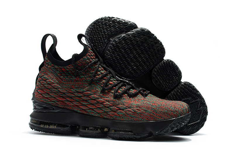 New Nike Lebron 15 The Black Month Shoes