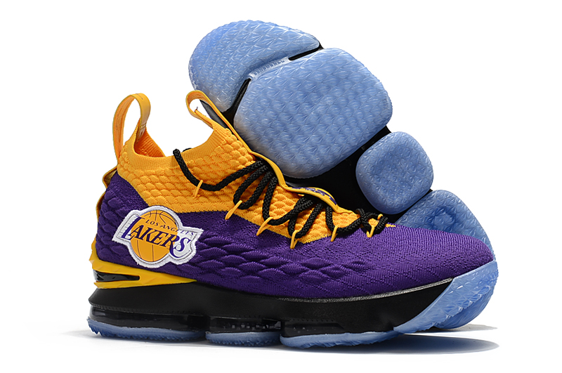 New Nike Lebron 16 Lakers Theme Shoes