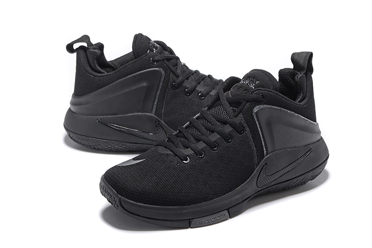 New Nike Lebron Zoom Wintness EP All Black Shoes