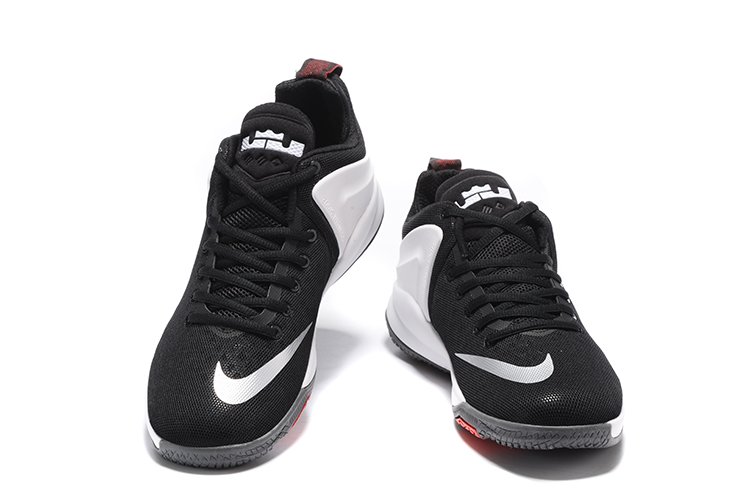 New Nike Lebron Zoom Wintness EP Black White Red Shoes