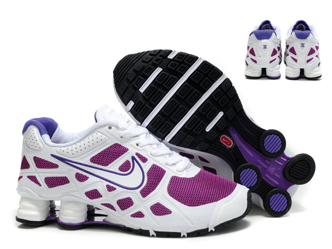 d2b6609520cc Nike Air Shox OZ TPU Women Running Shoes White Pink New Mens Nike ...