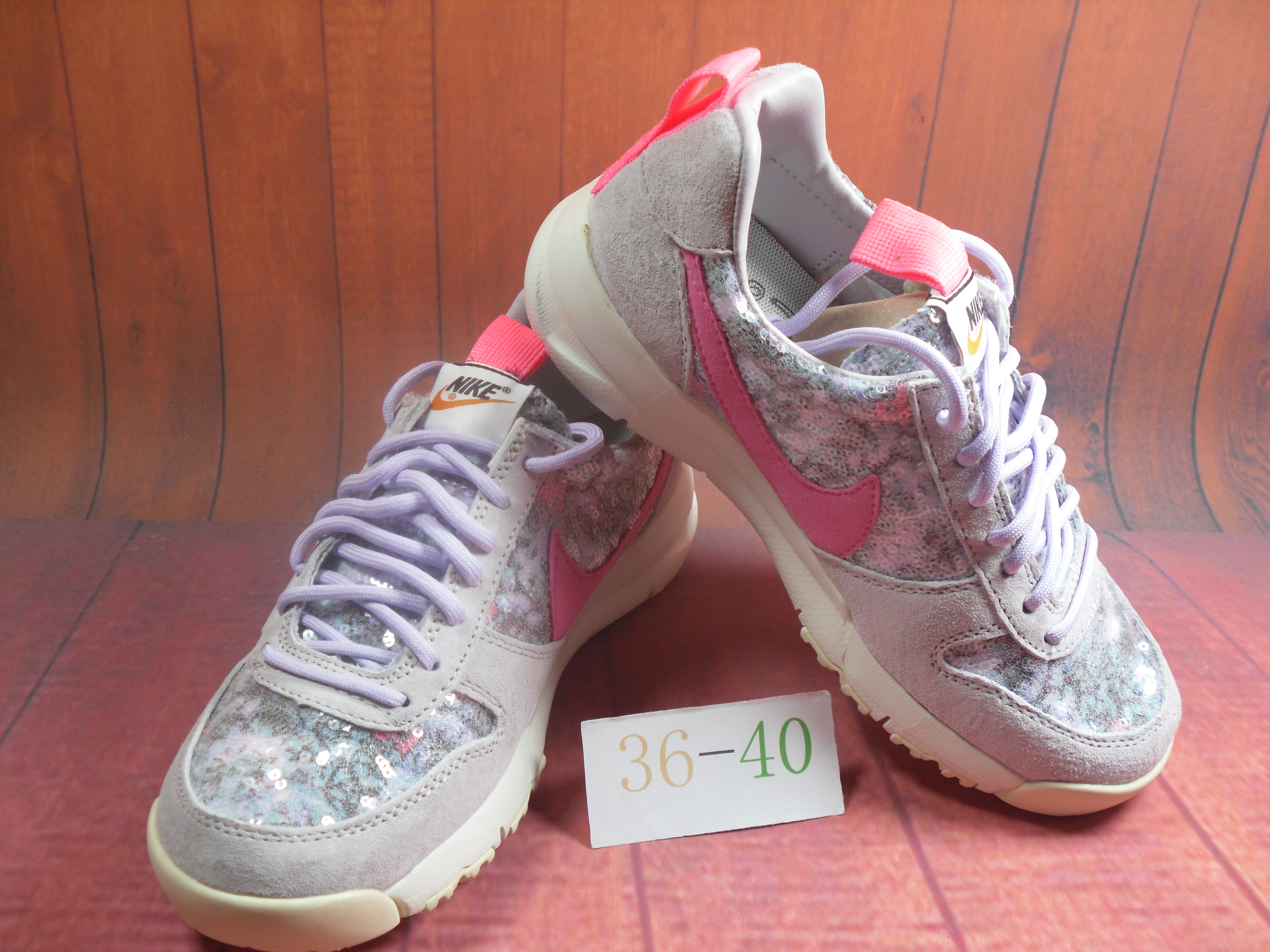 Nike Air Force 1 Jade AF1 Silver Pink For Women