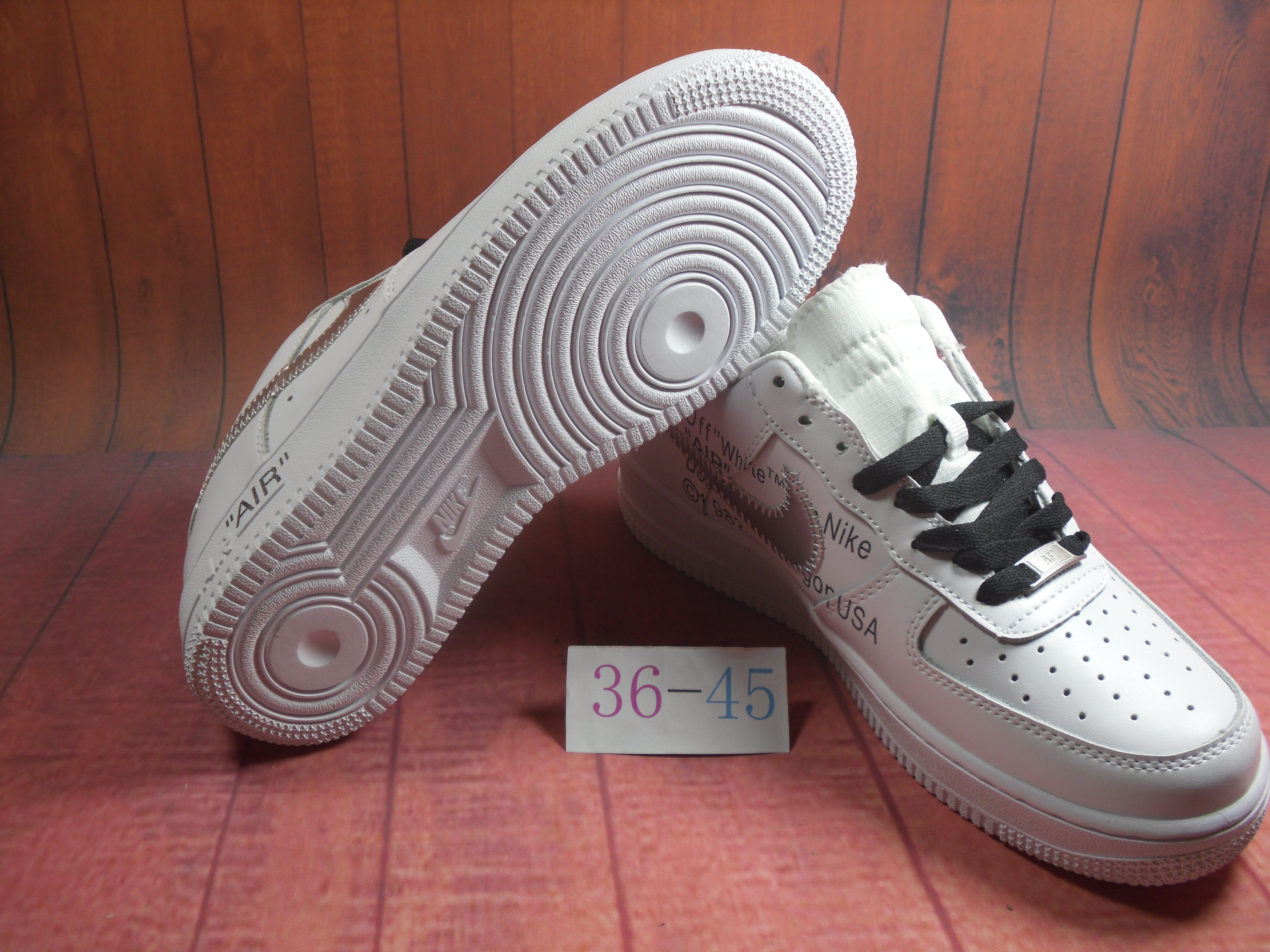 Nike Air Force 1 Jade AF1 White Silver For Women