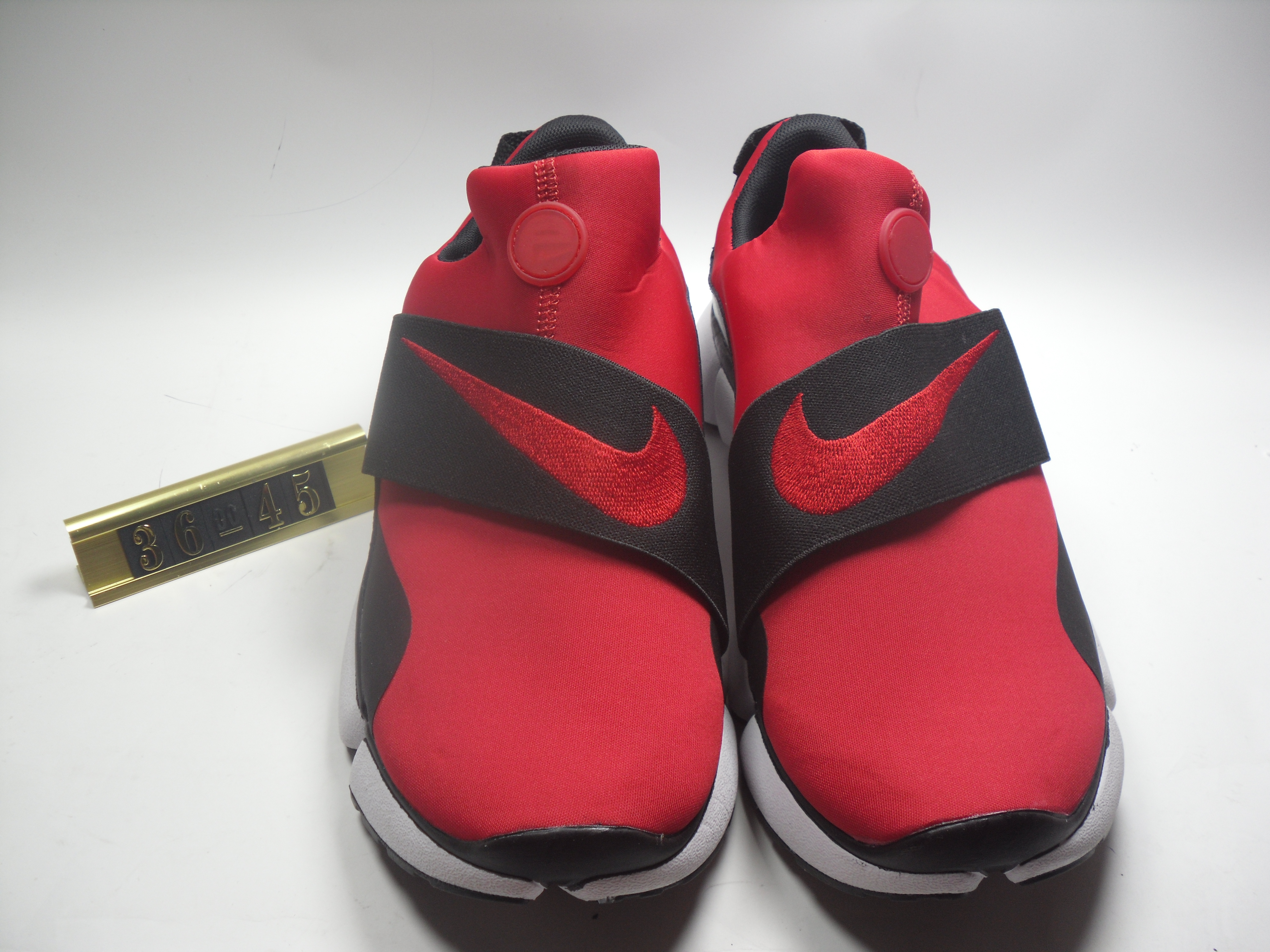 74fd6c604182d Women Nike Air Huarache 5 Red Black Strap Shoes  18running62123 ...