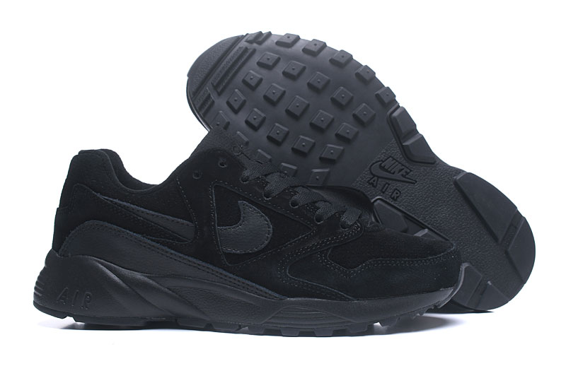 Nike Air Icarus Extra QS All Black Shoes