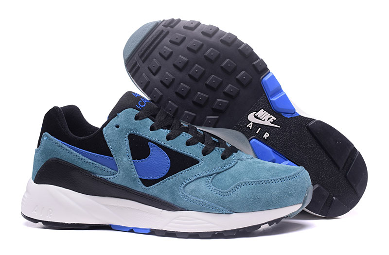 Nike Air Icarus Extra QS Blue Black Shoes
