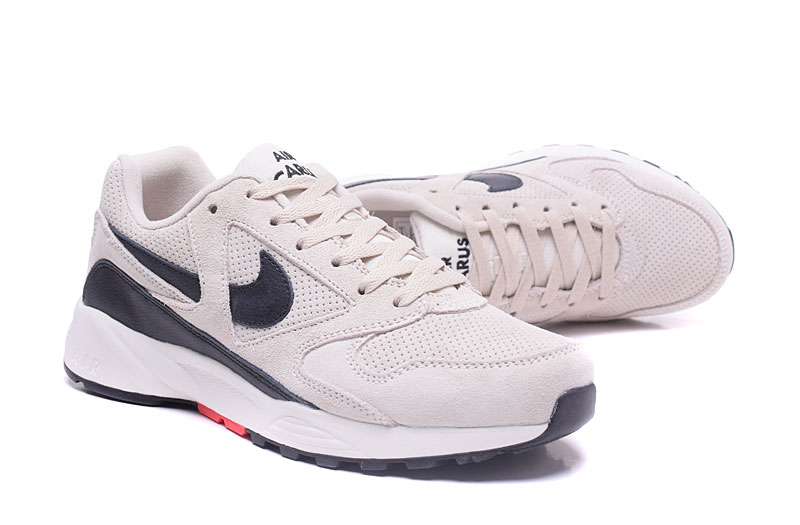 Nike Air Icarus Extra QS White Black Shoes