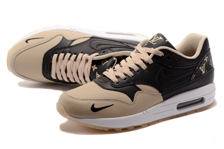 Nike Air Max 1 Air Max Day Black Yellow For Lover