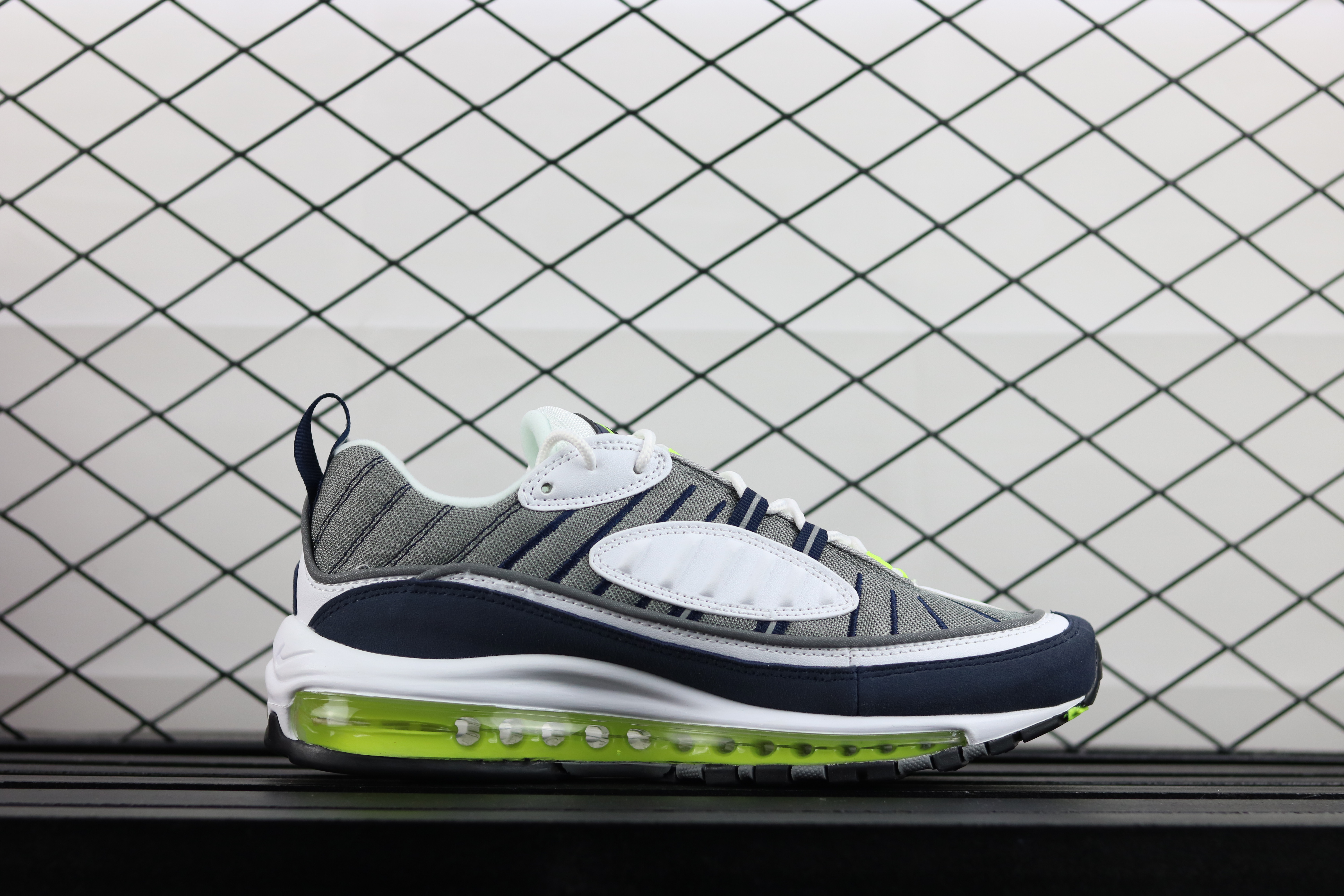 Nike Air Max 98 Tour Yellow Shoes