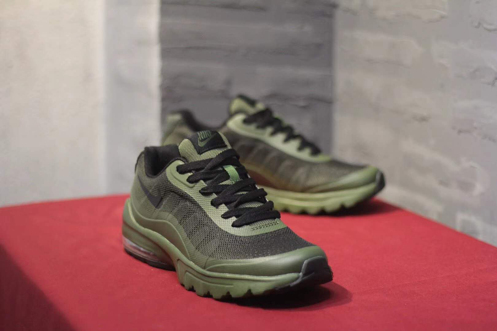 920141295674 ... greece nike air max invigor print 95 army green black shoes 2ccf4 635b8