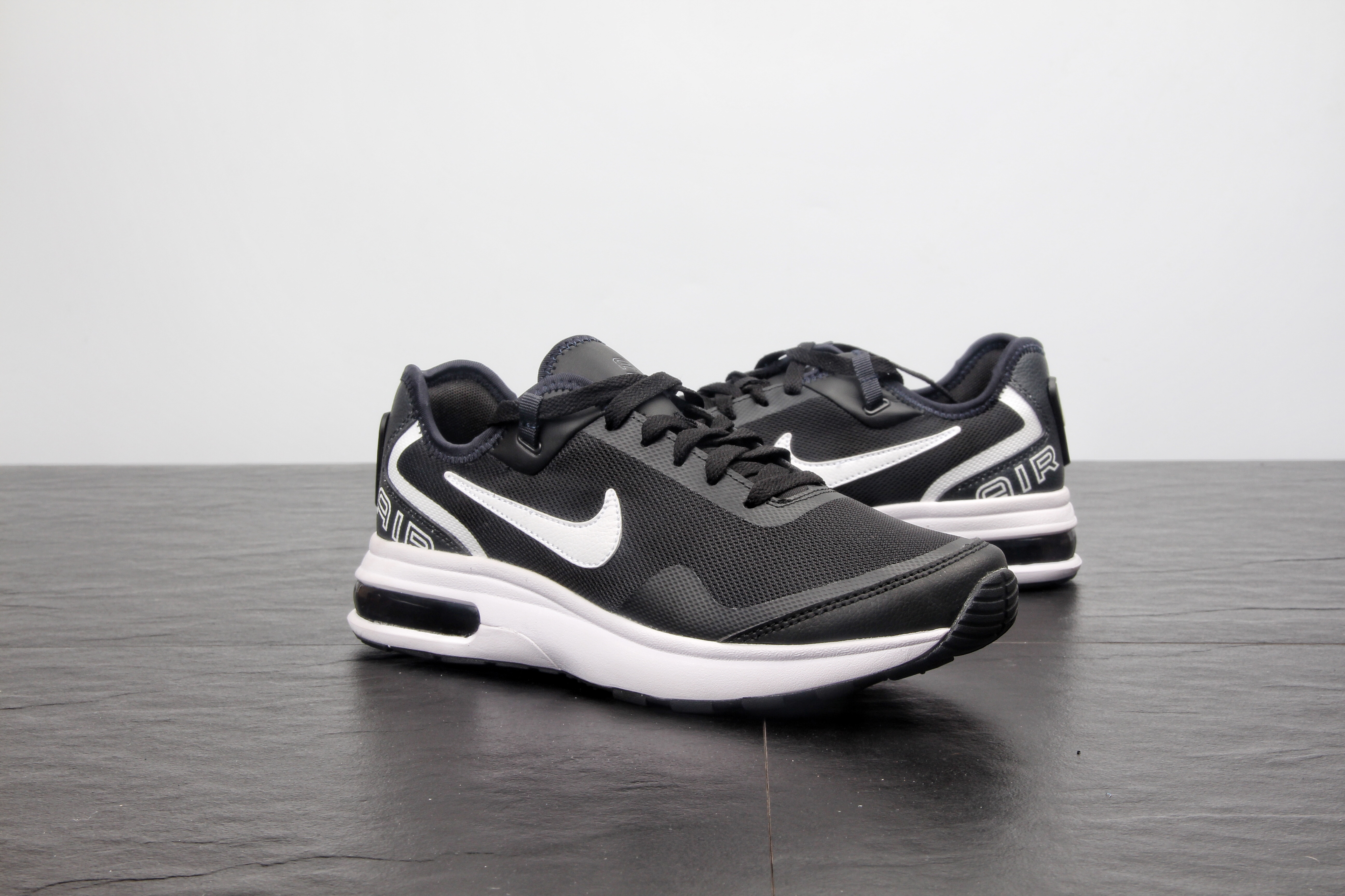 Nike Air Max LB Black White Shoes