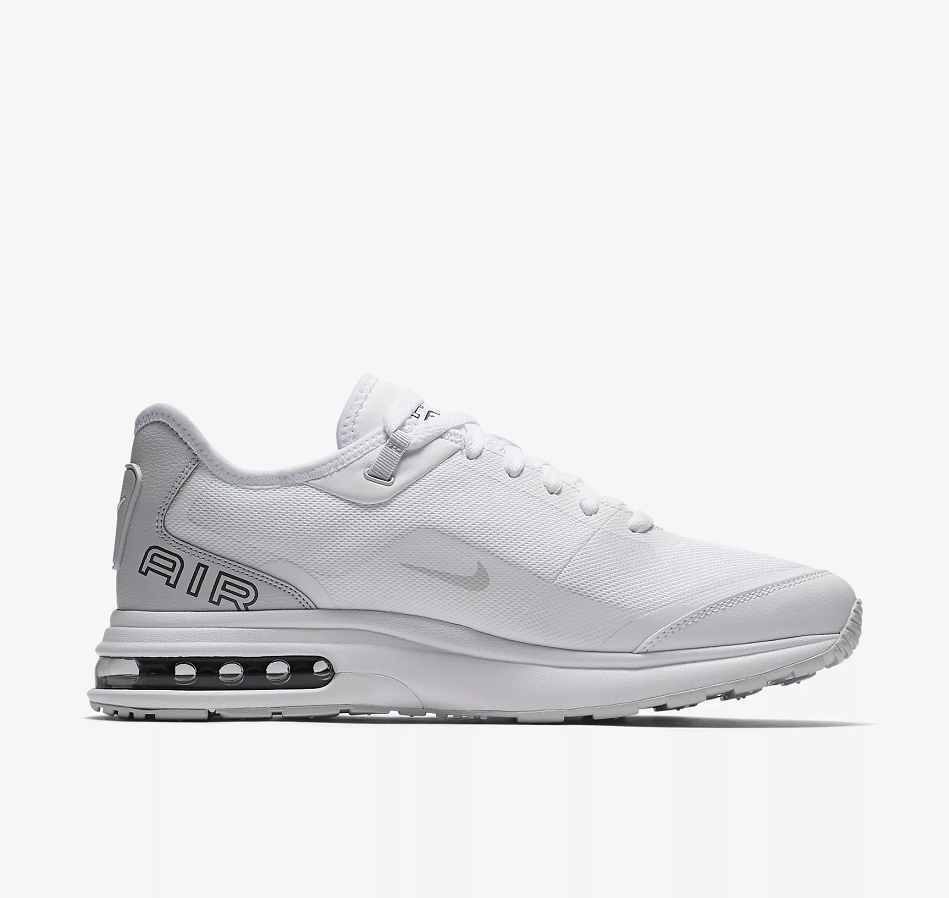 Nike Air Max LB White Grey Shoes