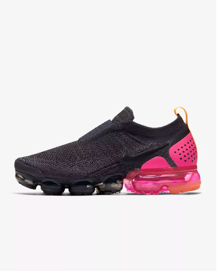 Nike Air VaporMax FK Moc Black Red Shoes