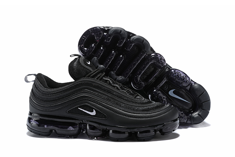 Women Nike Air Vapormax 97 All Black Shoes