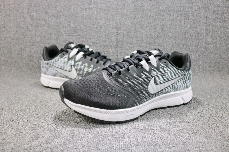 Nike Air Zoom Span Black Grey Shoes