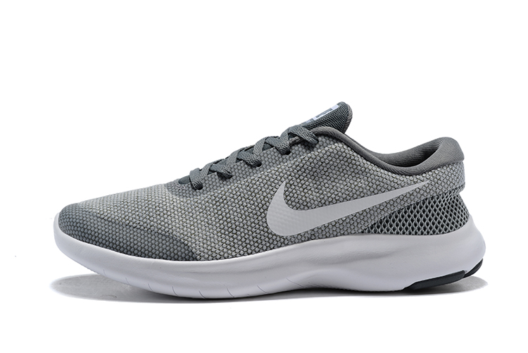 Nike Flex Experience RN7 Grey White Running Shoes