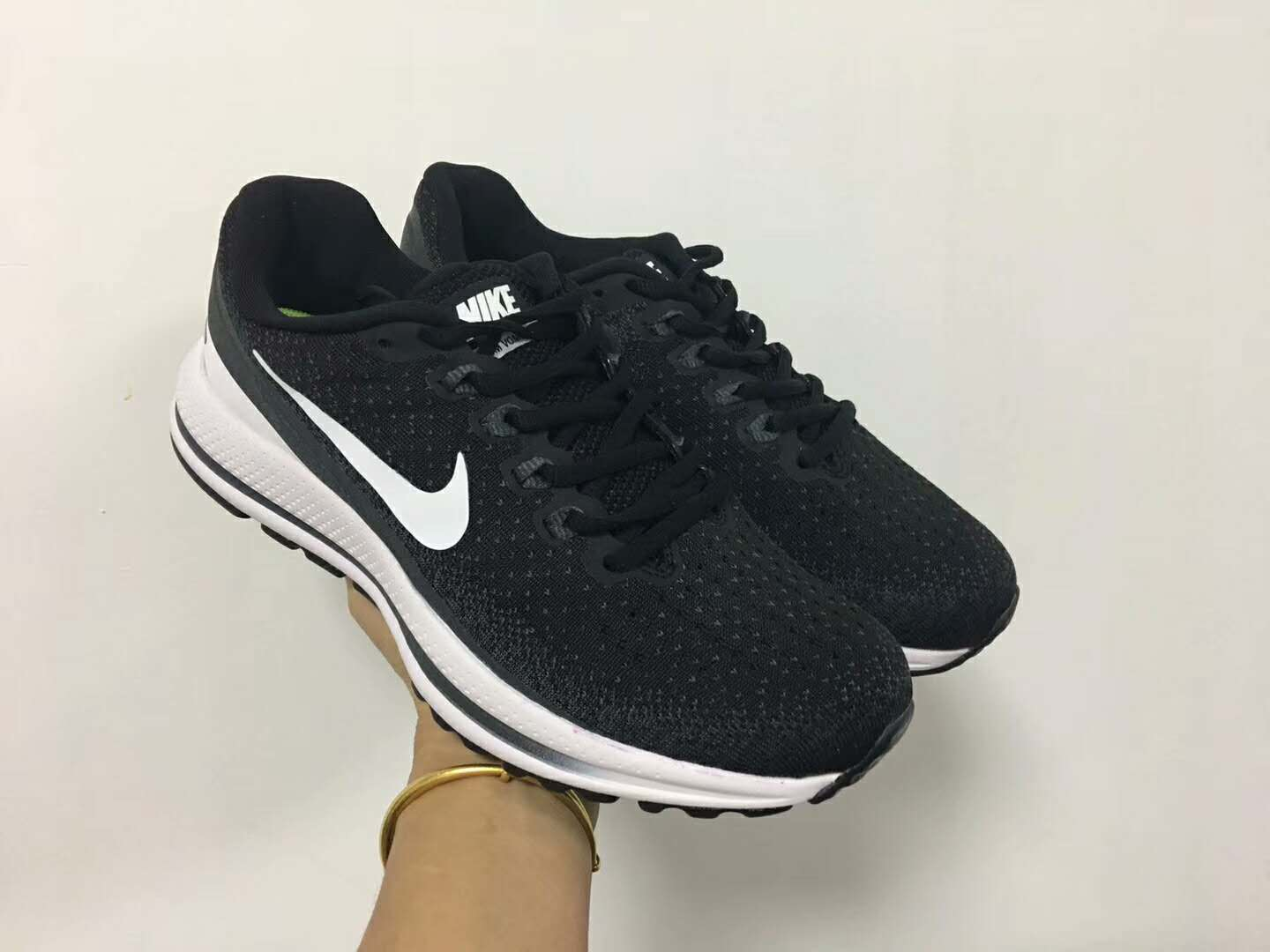 new arrival 93099 7ab1d Nike Flyknit Lunar 2 iD Black Shoes