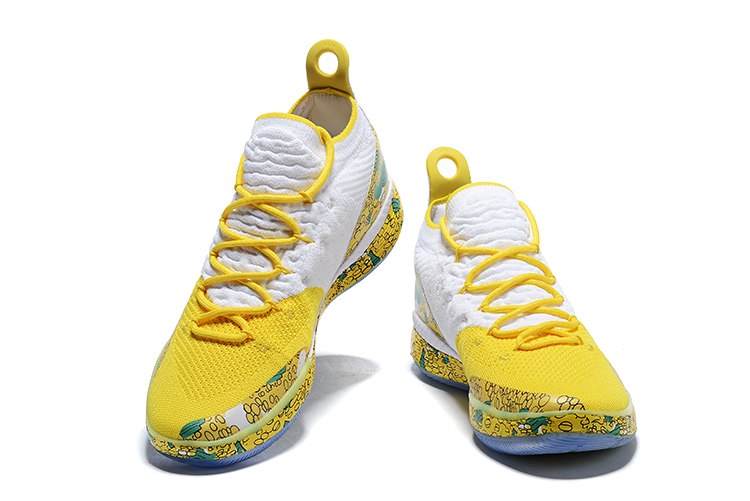 2019 Nike KD 11 Christams Yellow White