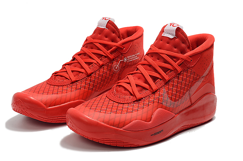 2019 Nike KD 12 Red