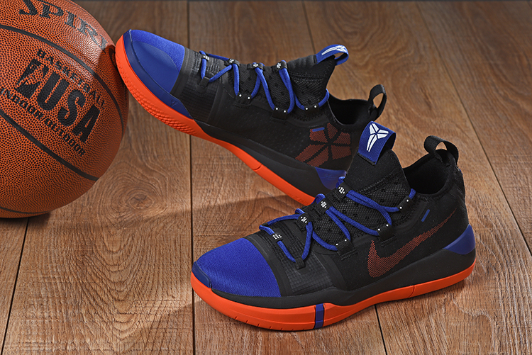2019 Nike Kobe A.D. E.P Black Blue Orange