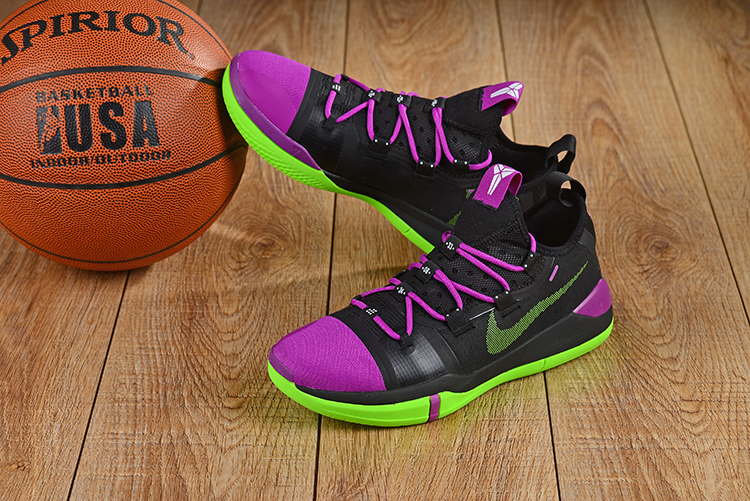 2019 Nike Kobe A.D. E.P Bruce Purple Black Green