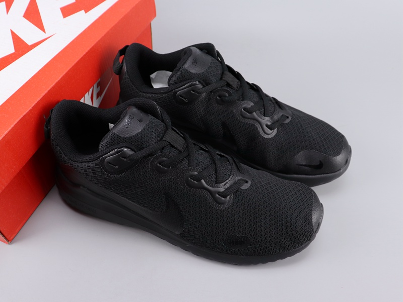 Women Nike Legned React All Black Shoes