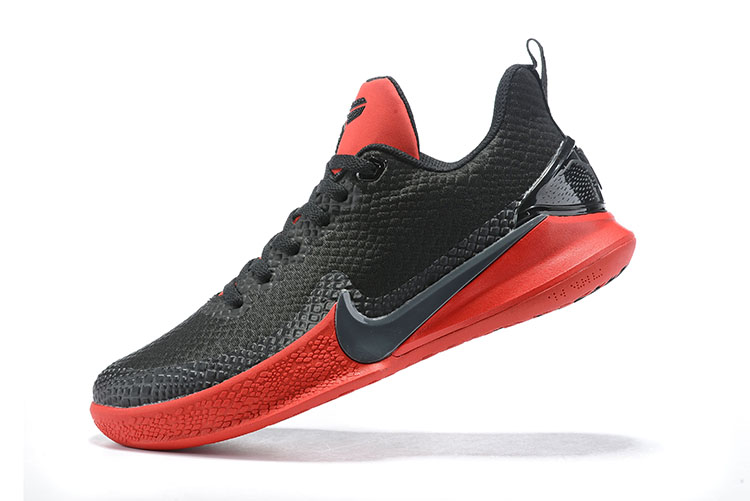 New Nike Mamba Focus EP Kobe Black Red