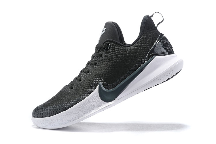 New Nike Mamba Focus EP Kobe Black White
