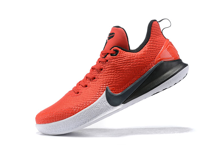 New Nike Mamba Focus EP Kobe Red Black White