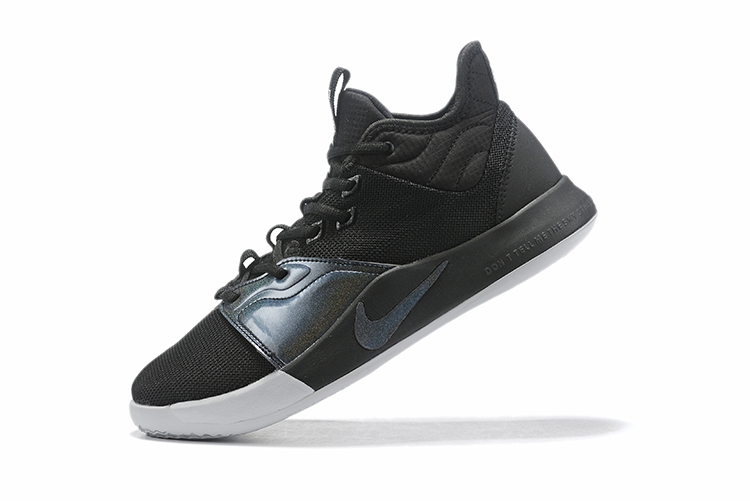 2019 Nike PG 3 Shoes Black