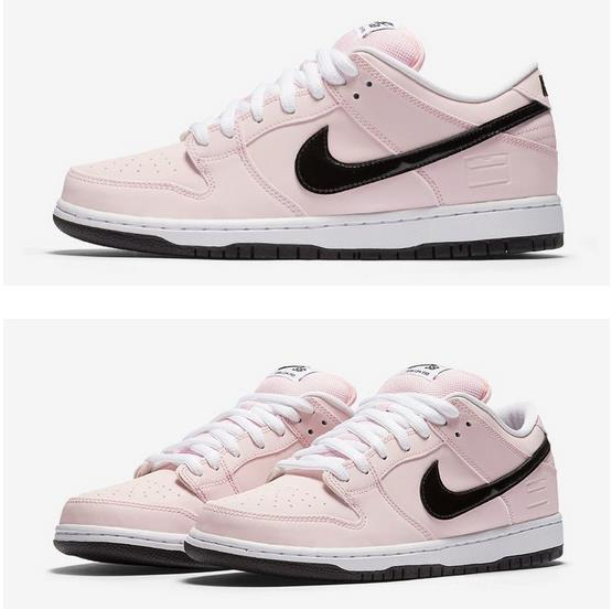 "Women Nike SB Dunk Low Elite ""Pink Box"" Shoes"