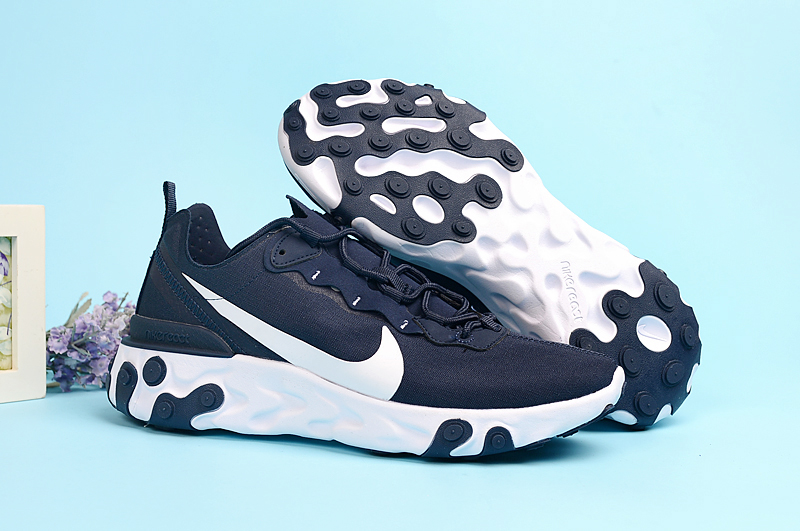 Nike Undercover 55 Sea Blue White Shoes