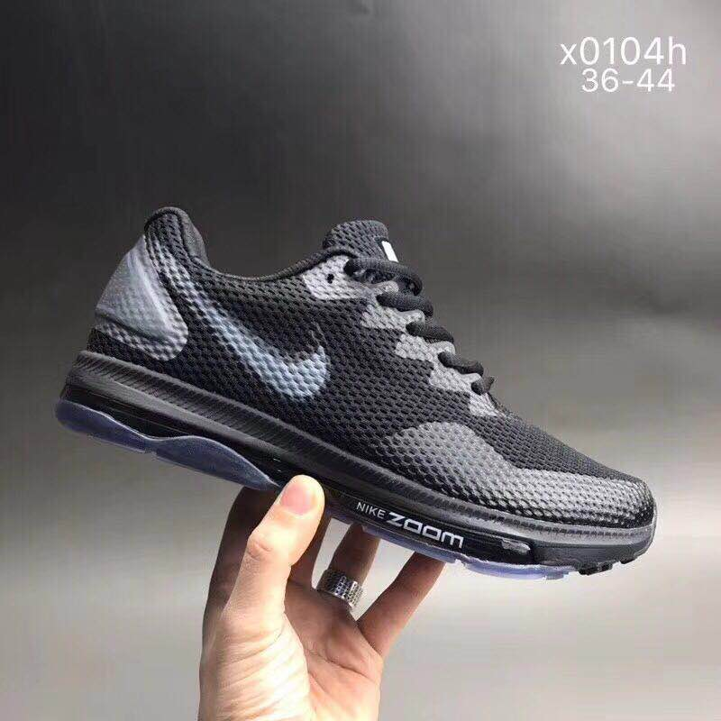 Nike Zoom All Out Low Black Grey Shoes