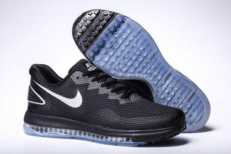 Nike Zoom All Out Low Black Silver Shoes