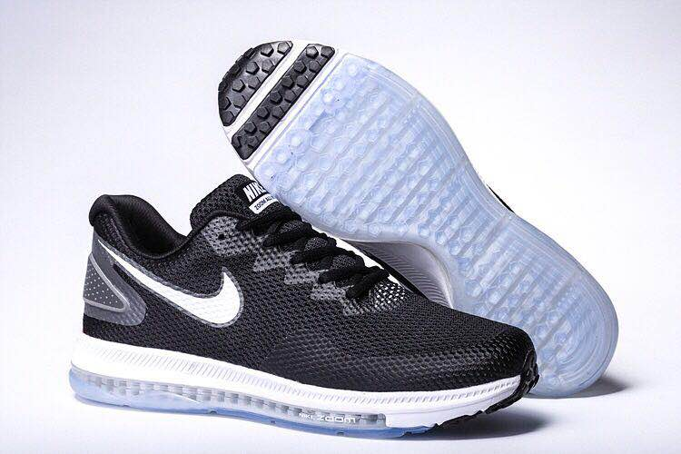 Nike Zoom All Out Low Black White Shoes