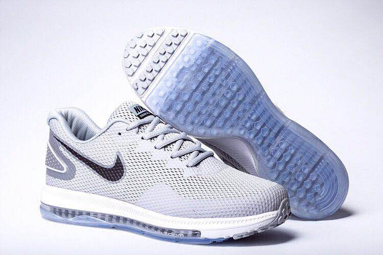 Nike Zoom All Out Low White Grey Shoes