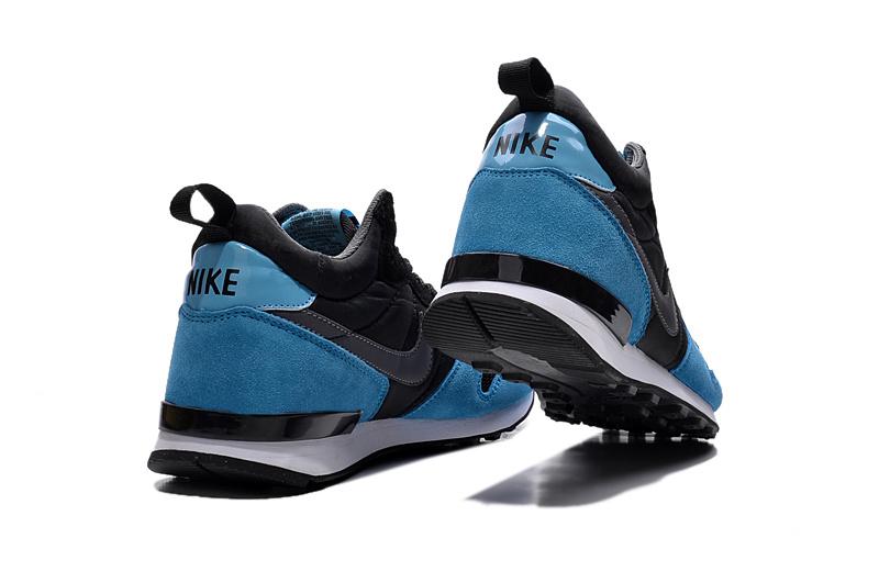 Nike 2015 Archive Black Blue Shoes