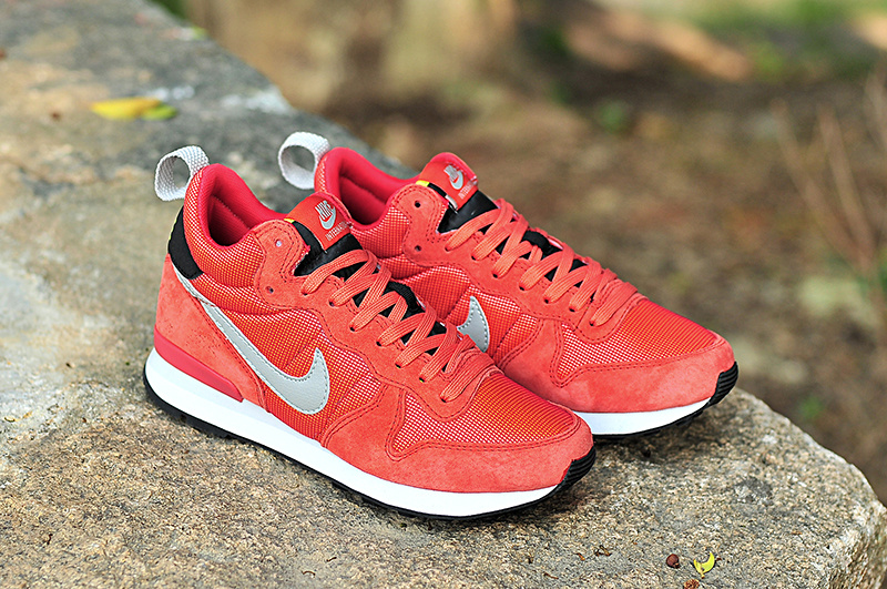 Nike 2015 Archive Reddish Orange Black Shoes