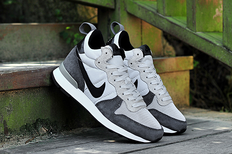 Nike 2015 Archive White Grey Black Shoes